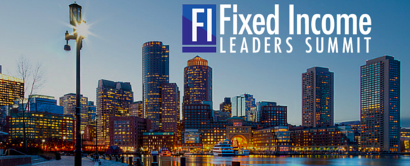 Fixed Income Leaders Summit - Boston - 16 -18 May