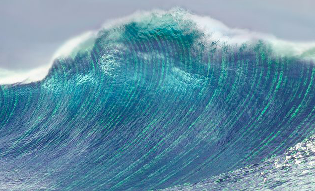 A Data Tsunami Is Coming (and the Alarm has been Sounded)