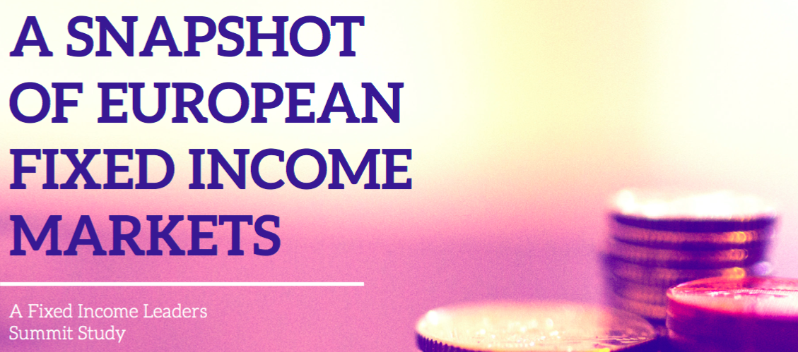 New Report From WBR Highlights The Key Challenges Facing Fixed Income In Europe