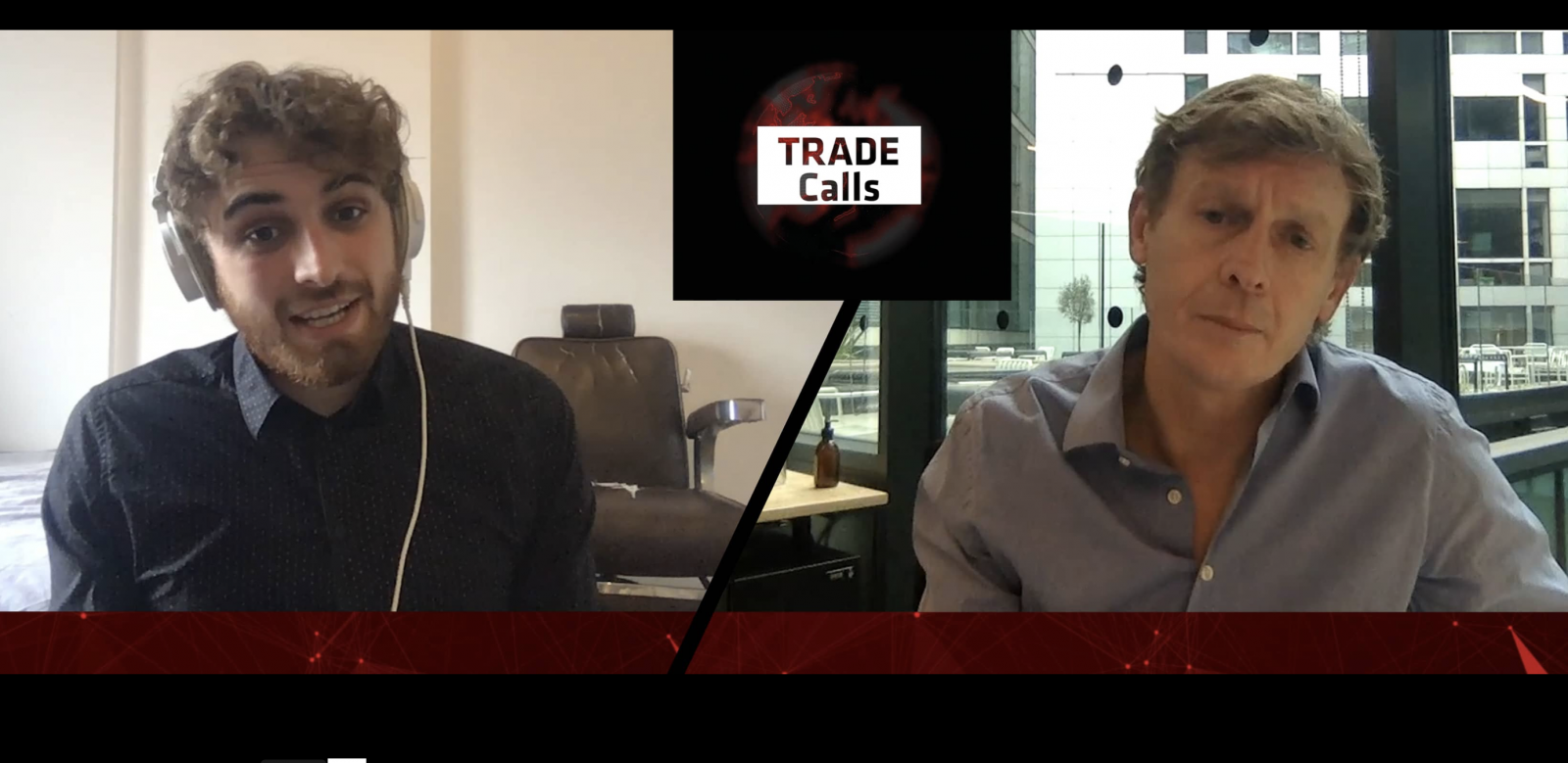 Video Interview with The Trade