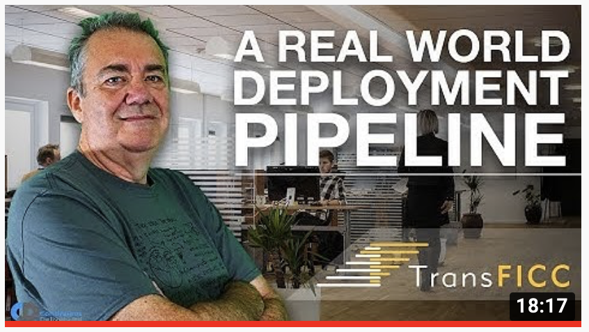 Optimising Software Development - Continuous Delivery Pipeline in Action