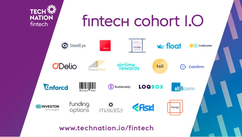 TransFICC Named As One of 20 FinTechs To Watch By Tech Nation